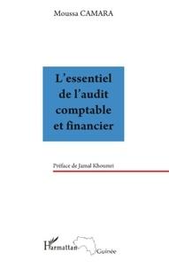 Moussa Camara - L'essentiel de l'audit comptable et financier.