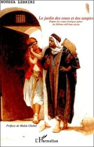 Deedr.fr Le jardin des roses et des soupirs - Contes érotiques arabes du 13ème et 15ème siècleS Image