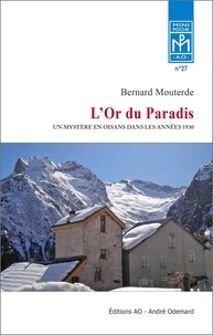 Mouterde Bernard - L'Or du Paradis (Mini-Poche).
