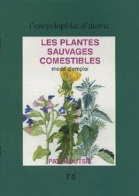 Deedr.fr Les plantes sauvages comestibles - Mode d'emploi Image