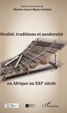Mpala-lutebele Amuri - Oralité, traditions et modernité en Afrique au XXIe siècle.