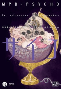 Sho-U Tajima - MPD Psycho T22 - Le détective schizophrène.