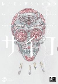 Sho-U Tajima - MPD Psycho T24 - Le détective schizophrène.