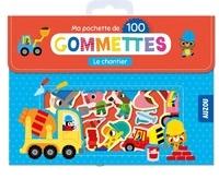 Mr Iwi - Ma pochette de 100 gommettes - Le chantier.