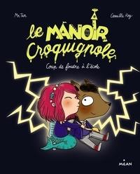 Deedr.fr Le manoir Croquignole Tome 1 Image