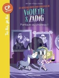 Mr Tan - Les aventures hyper trop fabuleuses de Violette et Zadig, Tome 03 - Panique au chateau !.
