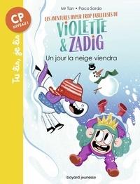 Mr Tan - Les aventures hyper trop fabuleuses de Violette et Zadig, Tome 04 - Un jour la neige viendra.