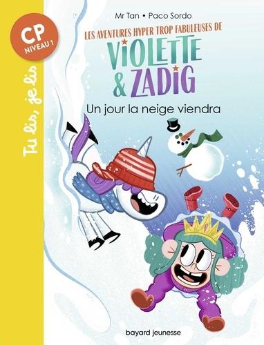 Les aventures hyper trop fabuleuses de Violette et Zadig, Tome 04 - 9791036328534 - 3,99 €