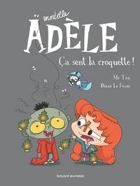 Mr Tan et Diane Le Feyer - Mortelle Adèle Tome 11 : Ca sent la croquette !.