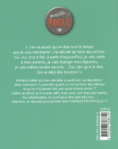 Mortelle Adèle Tome 17 Karmastrophique