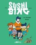 Mr Tan et  Miss Paty - Sushi Bing Tome 1 : Les Wasabi Ninja.