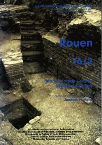 MSH - Rouen.