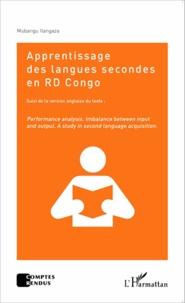 Deedr.fr Apprentissage des langues secondes en RD Congo Image
