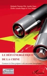 Le défi énergétique de la Chine- Comment la Chine prépare-t-elle son avenir énergétique - Muchaela Tournay-Tibi |