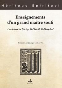 Rhonealpesinfo.fr Enseignements d'un grand maître soufi - Les lettres de Mulay Al-'Arabî Al-Darqâwî Image