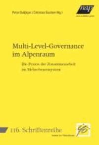 Multi-Level-Governance im Alpenraum - Die Praxis der Zusammenarbeit im Mehrebenensystem.