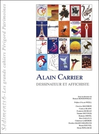 Multiples - Alain Carrier, Dessinateur et affichiste.
