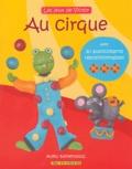 Mumu Bienenstock - Au cirque - Avec 30 autocollants repositionnables.