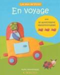 Mumu Bienenstock - En voyage - Avec 30 autocollants repositionnables.