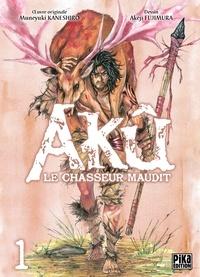 Muneyuki Kaneshiro et Akeji Fujimura - Akû, le chasseur maudit Tome 1 : .
