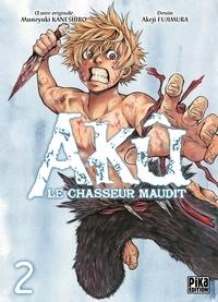 Un livre à télécharger Akû, le chasseur maudit Tome 2 iBook 9782811647315