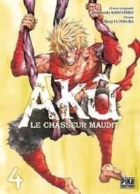 Muneyuki Kaneshiro et Akeji Fujimura - Akû, le chasseur maudit Tome 4 : .