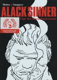 Munoz et Carlos Sampayo - Alack Sinner l'Intégrale  : L'âge des désenchantements.