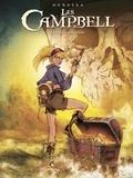 Munuera Jose Luis - Les Campbell - tome 5 - Les trois malédictions - Les trois malédictions.