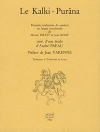 Murari Bhatt et Jean Remy - Le Kalki_Purâna.