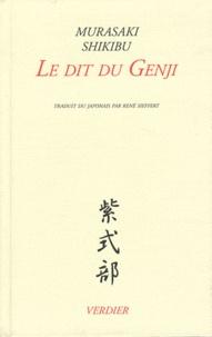 Murasaki Shikibu - Le dit du Genji.
