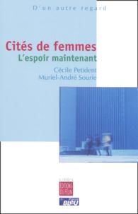 Muriel-André Sourie et Cécile Petident - .