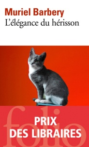 Téléchargez le livre sur joomla L'élégance du hérisson par Muriel Barbery 9782072409844