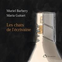 Muriel Barbery et Maria Guitart - Les chats de l'écrivaine.