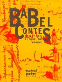 Muriel Bloch - Babel contes - Conteurs autour du monde.