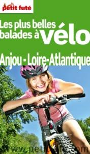 Muriel Bouhet et Julie Innato - Petit Futé Les plus belles balades à vélo Anjou Loire-Atlantique.
