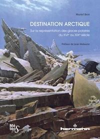 Muriel Brot - Destination Arctique - Sur la représentation des glaces polaires du XVIe au XIXe siècle.