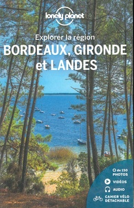 Muriel Chalandre-Yanes Blanch et Emmanuel Dautant - Bordeaux, Gironde et Landes. 1 Plan détachable