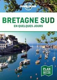 Muriel Chalandre-Yanes Blanch et Christophe Corbel - Bretagne sud en quelques jours. 1 Plan détachable