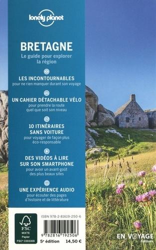 Bretagne 5e édition -  avec 1 Plan détachable