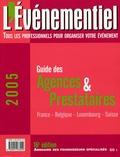 Muriel Chapuis - Guide des agences & prestataires 2005 - France - Belgique - Luxembourg - Suisse.