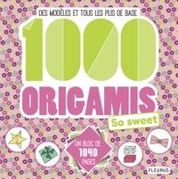 Muriel Douru - 1000 origamis so sweet.