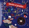 Muriel Douru - Cartes à gratter Décorations de Noël - Avec 6 cartes et 1 bâtonnet.