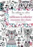 Muriel Douru - Coloriages royaume des chats.