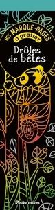 Téléchargement gratuit de livres au format DJVU RTF FB2 Drôles de bêtes  - Avec un grattoir en francais par Muriel Douru DJVU RTF FB2