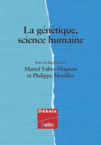 La génétique, science humaine.pdf