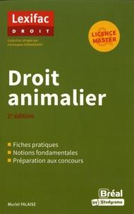 Muriel Falaise - Droit animalier.