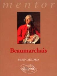 Muriel Gailliard - Beaumarchais.