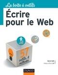 Muriel Gani - La boîte à outils Ecrire pour le Web.