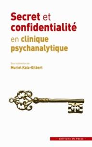 Secret et confidentialité en clinique psychanalytique.pdf
