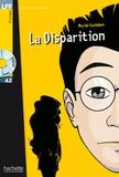 Muriel Gutleben - LFF A2 - La Disparition (ebook).
